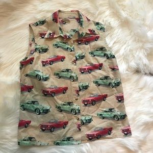 Vintage top featuring Classic Cars